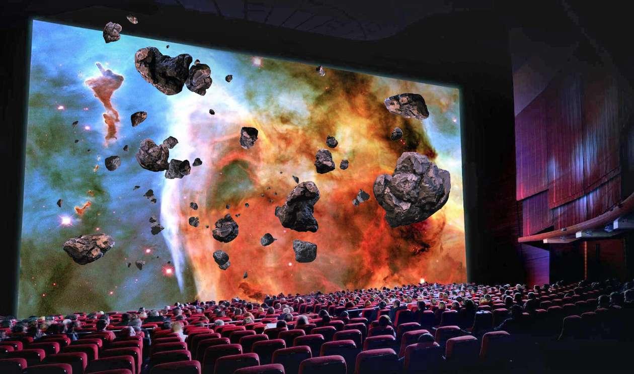 Samsung Onyx 3D MicroLED Cinema Screen