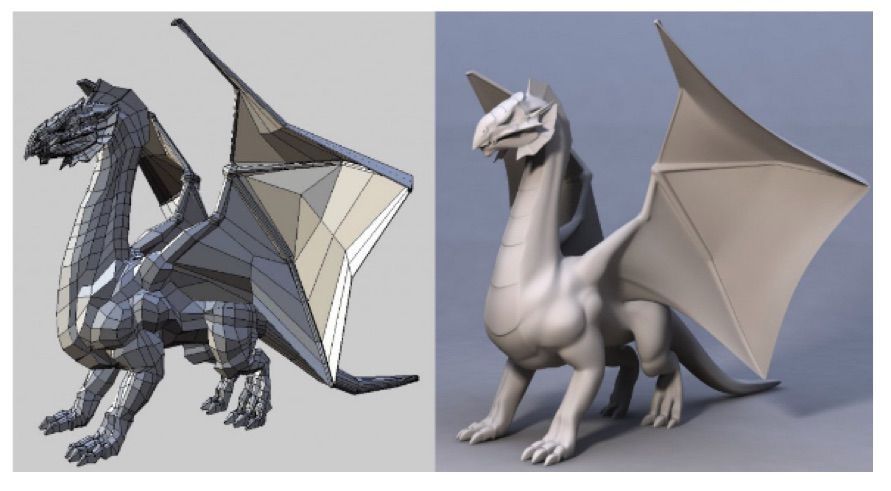 Wings 3D open source STL file viewer and modeling tool