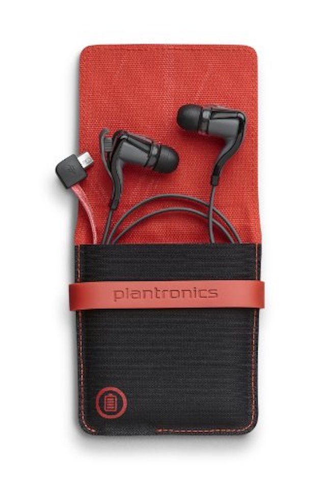 Plantronics BackBeat Go 2 Wireless Hi-Fi Earbud