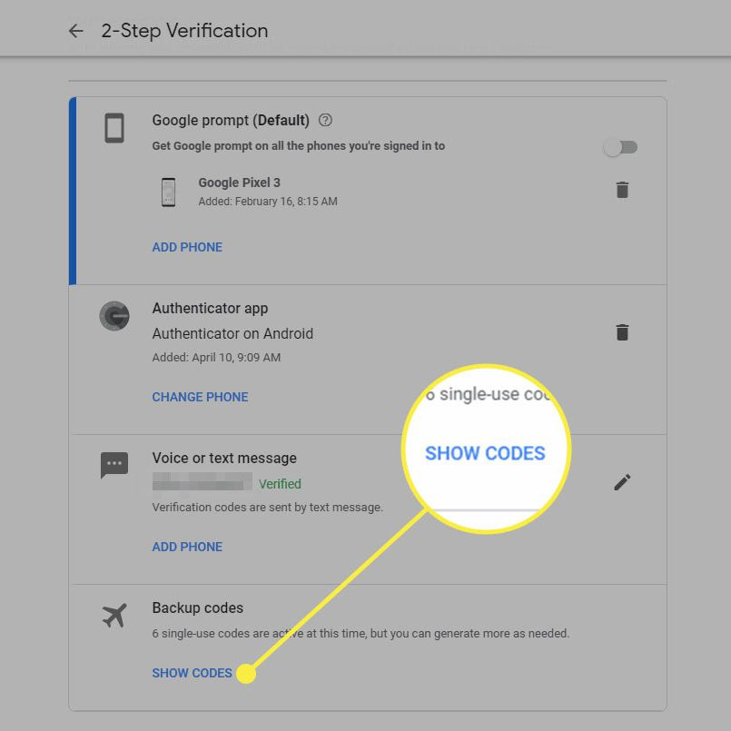Google Backup Codes: What to Know and How to Use Them
