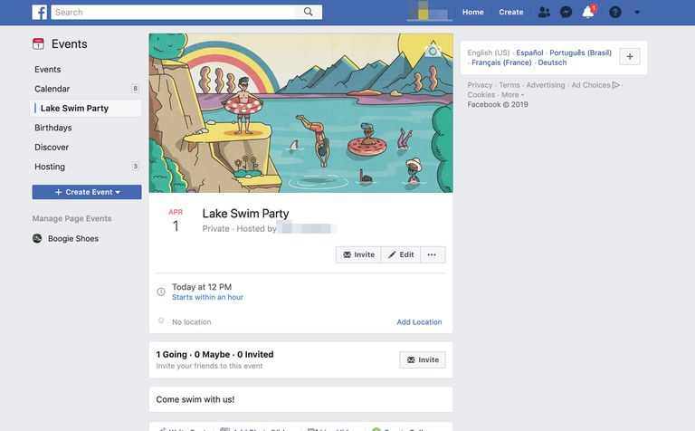 What Are Facebook Events?