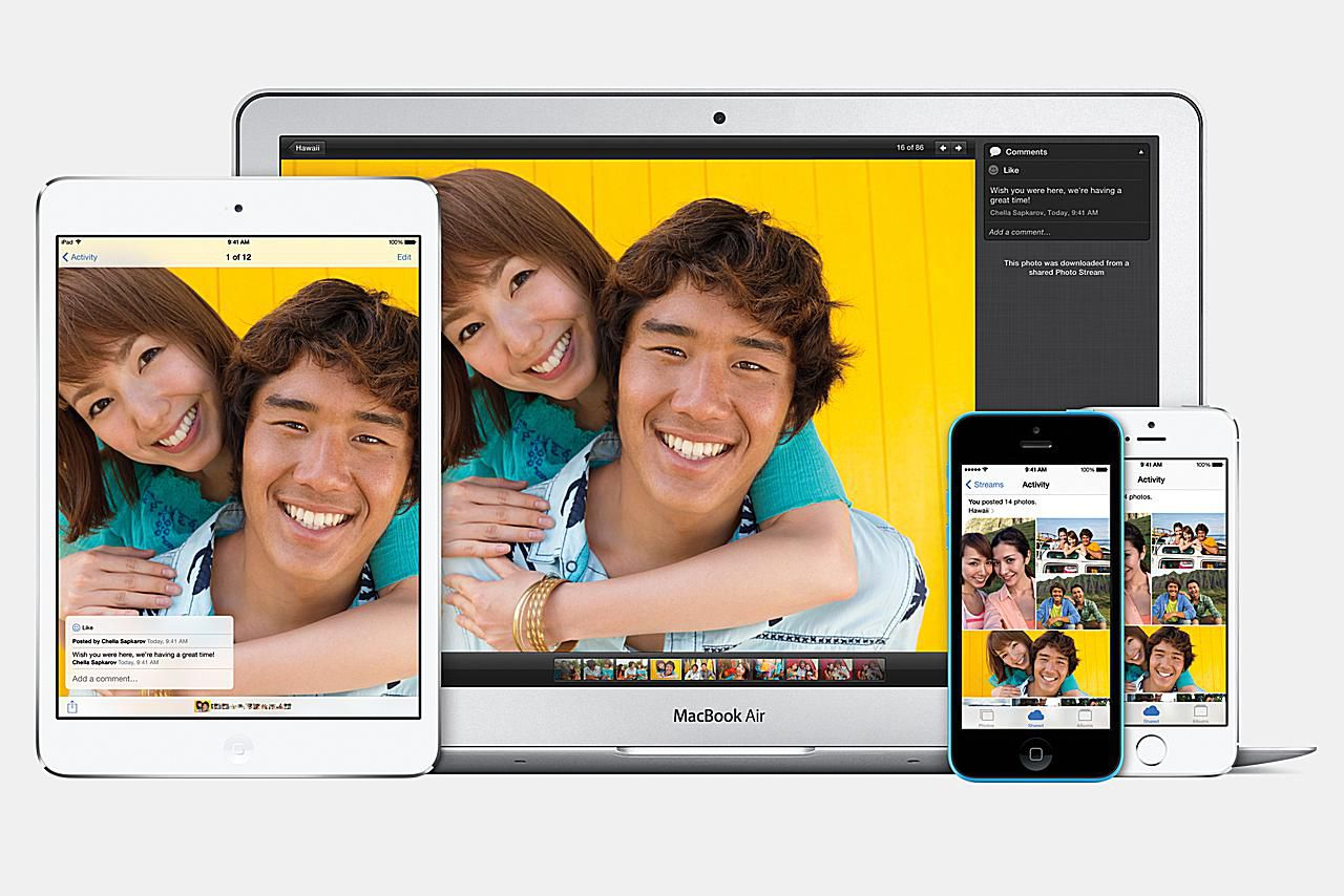 How to Access Your iCloud Photos From Apple or Android Devices