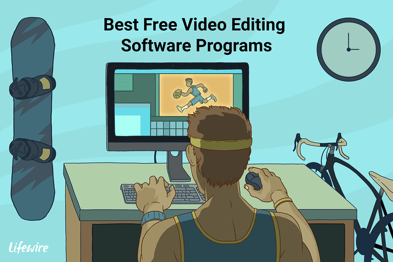 best simple video editing software for pc