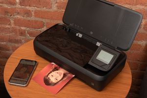HP OfficeJet 250 All-In-One Printer