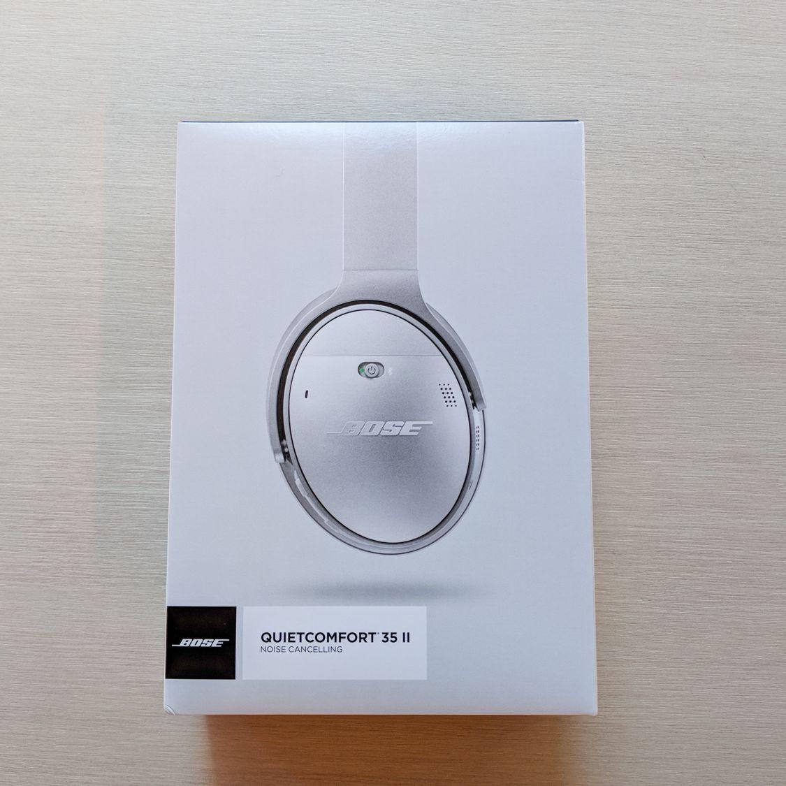 Bose QuietComfort 35 (Series II)