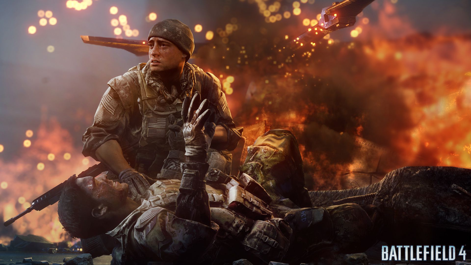 Battlefield 4 System Requirements for the PC