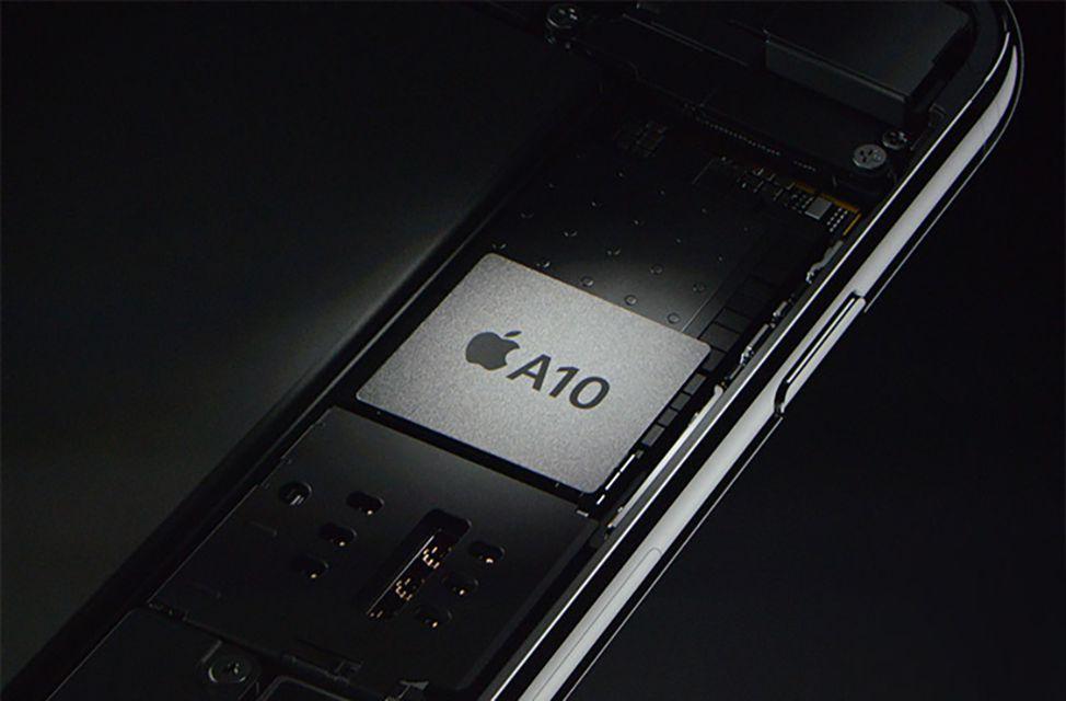Apple A10 Fusion Processor