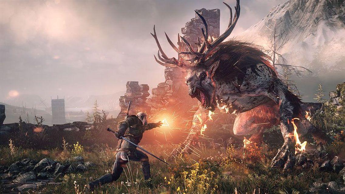 The Witcher 3: Wild Hunt Offline RPG