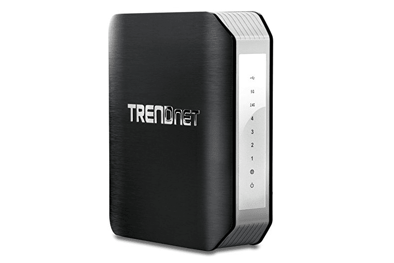 A TRENDnet TEW-818DRU AC1900 Router