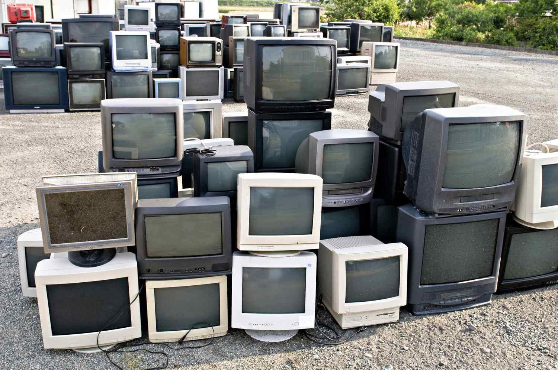 Recycling TVs