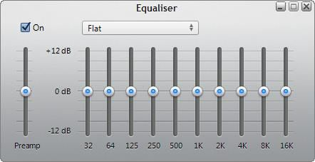 How to Enhance Songs in iTunes 11 Using the Equalizer