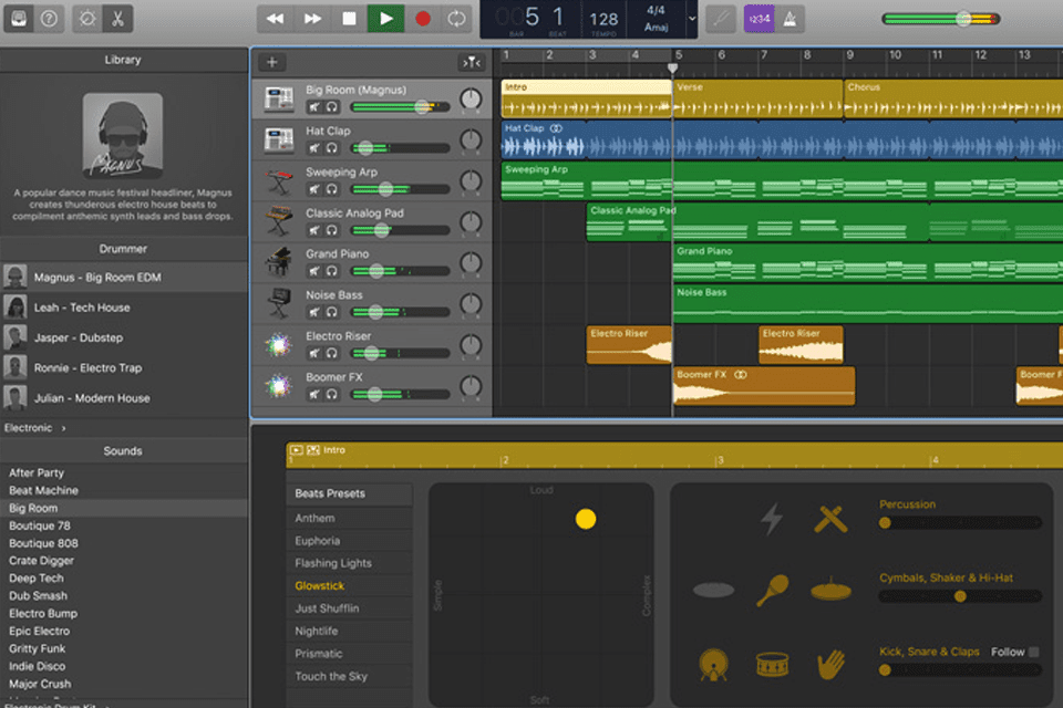 cut and paste music editor
