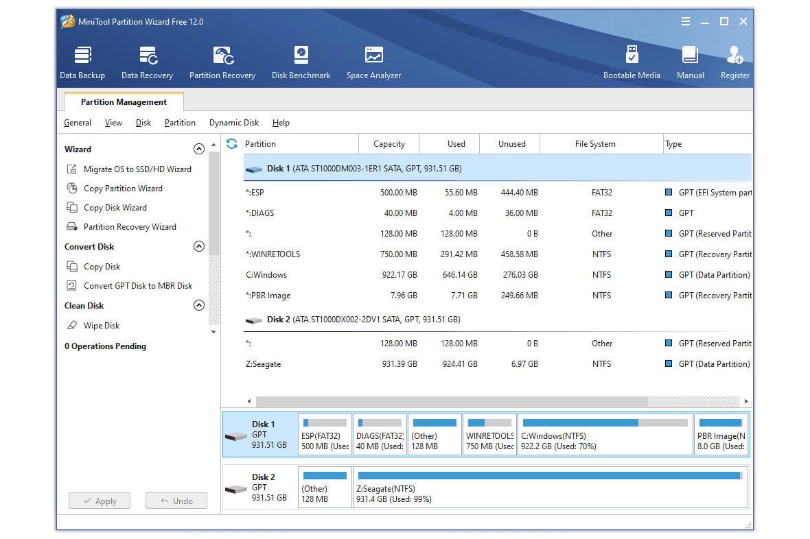 best free partition manager windows 7