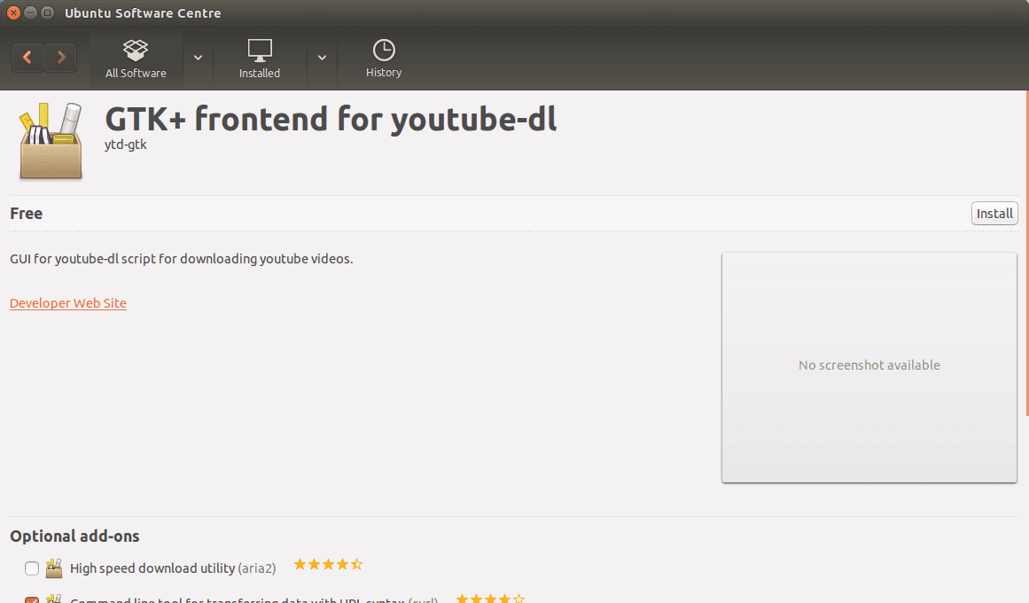 Linux: How to Download YouTube Videos