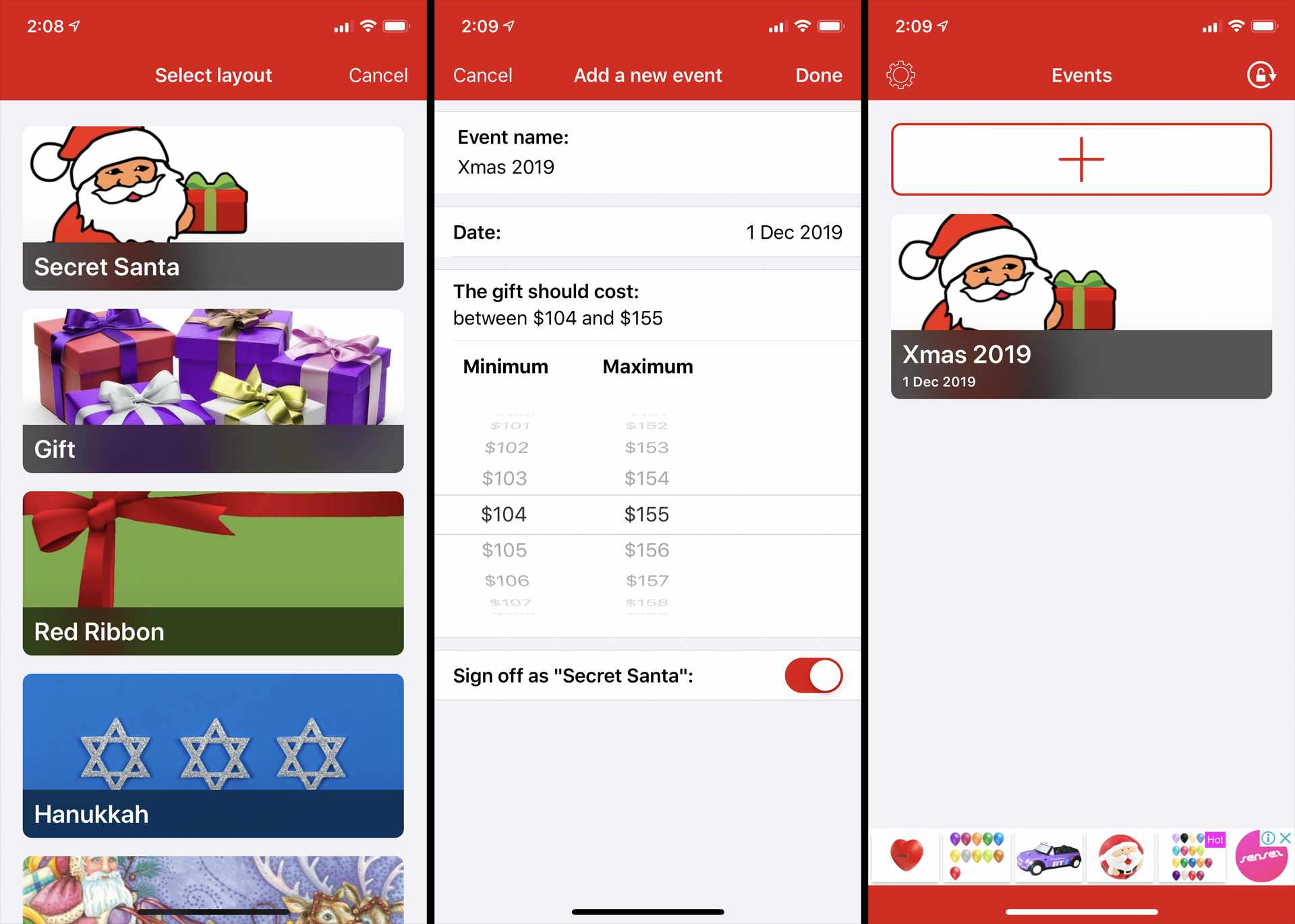 The 5 Best Secret Santa Apps For 2019