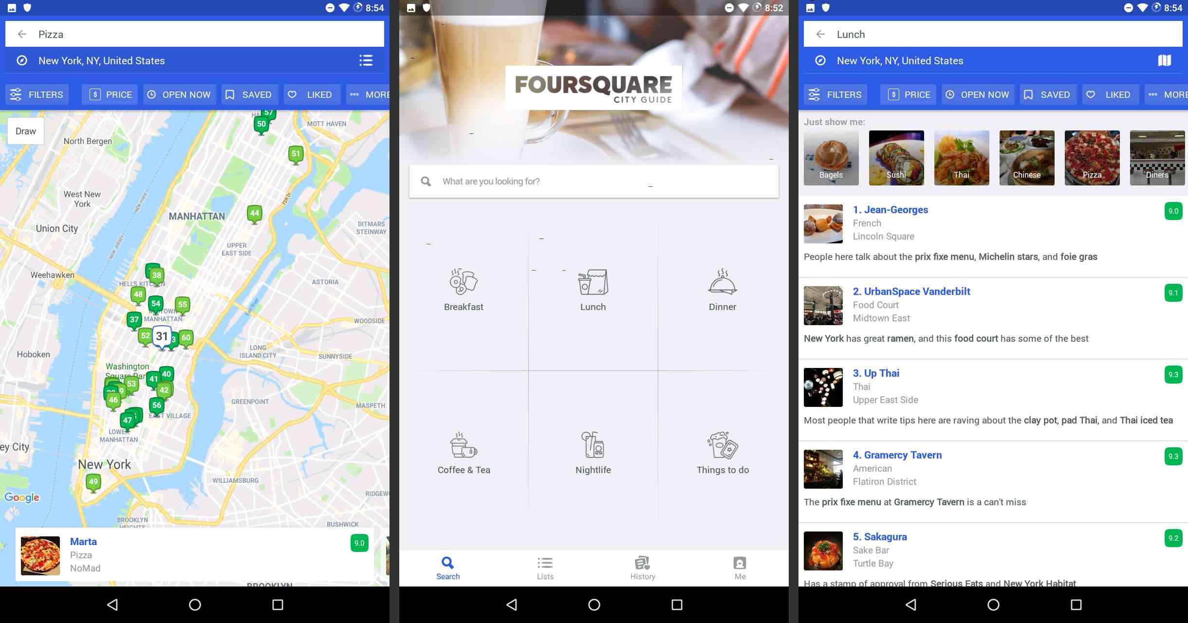 Android Restaurant App Tutorial