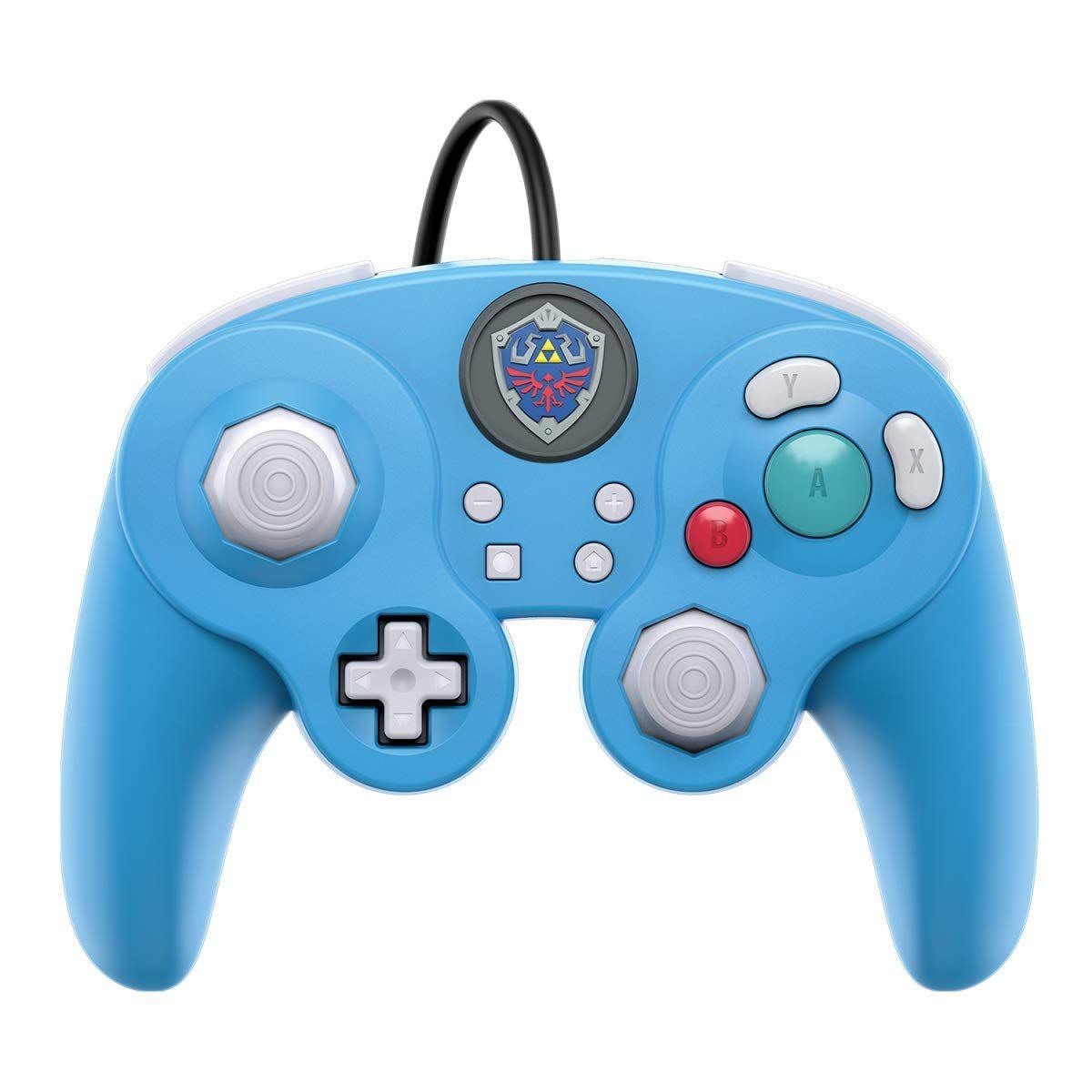 PDP Gaming Legend Of Zelda Link GameCube