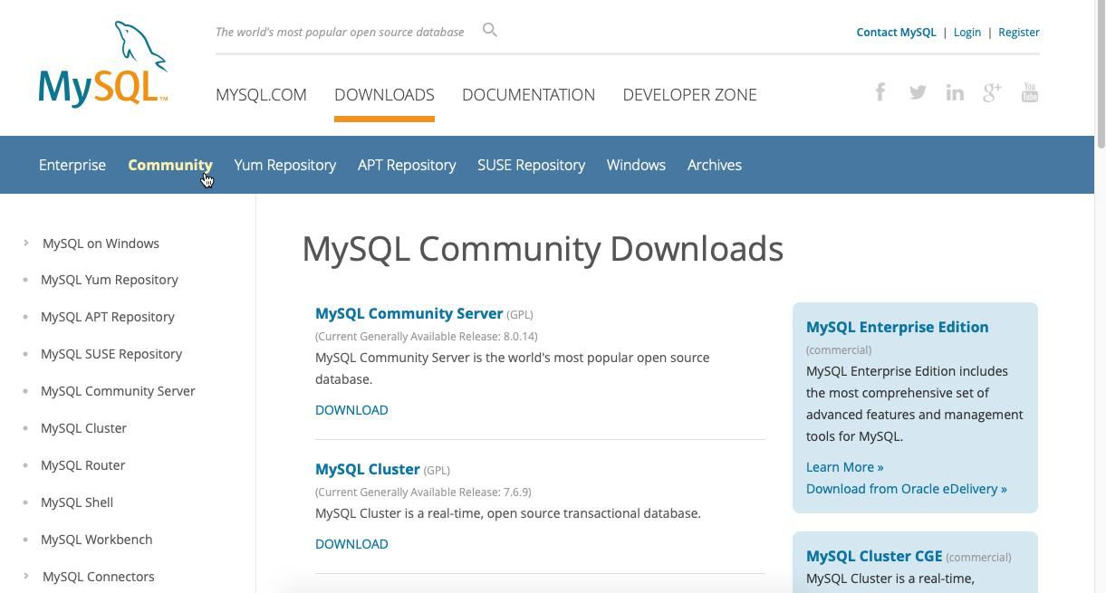 MySQL Exercises, Practice, Solution - w3resource