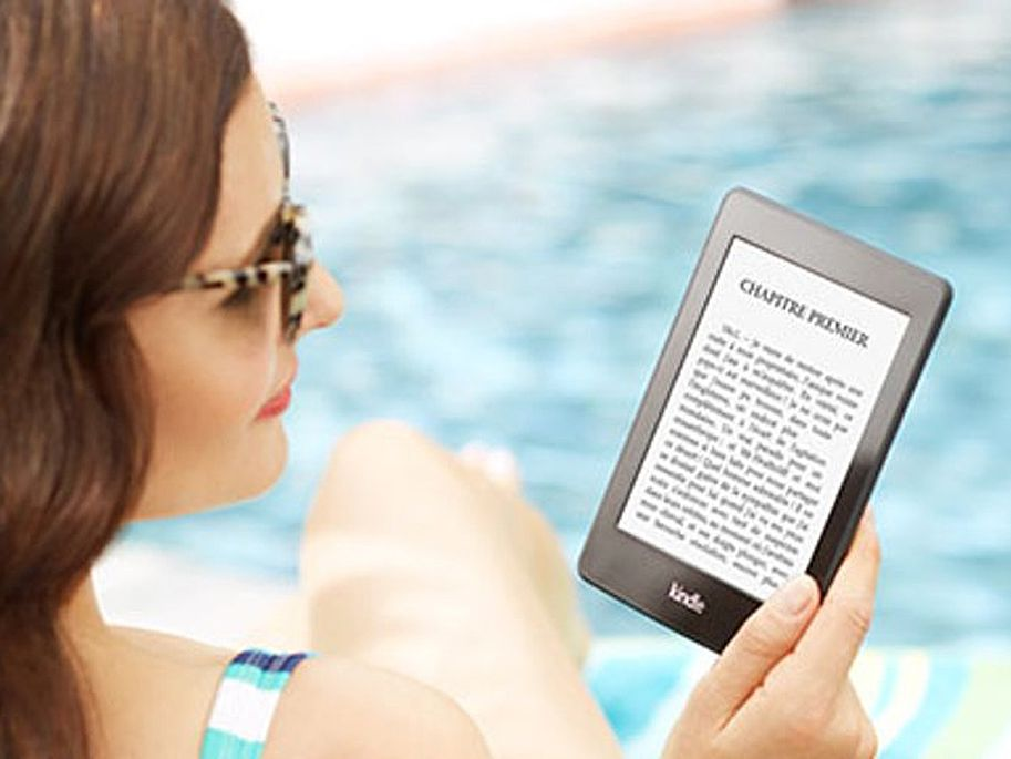 The Best E-Readers of 2019 For Beach Reads