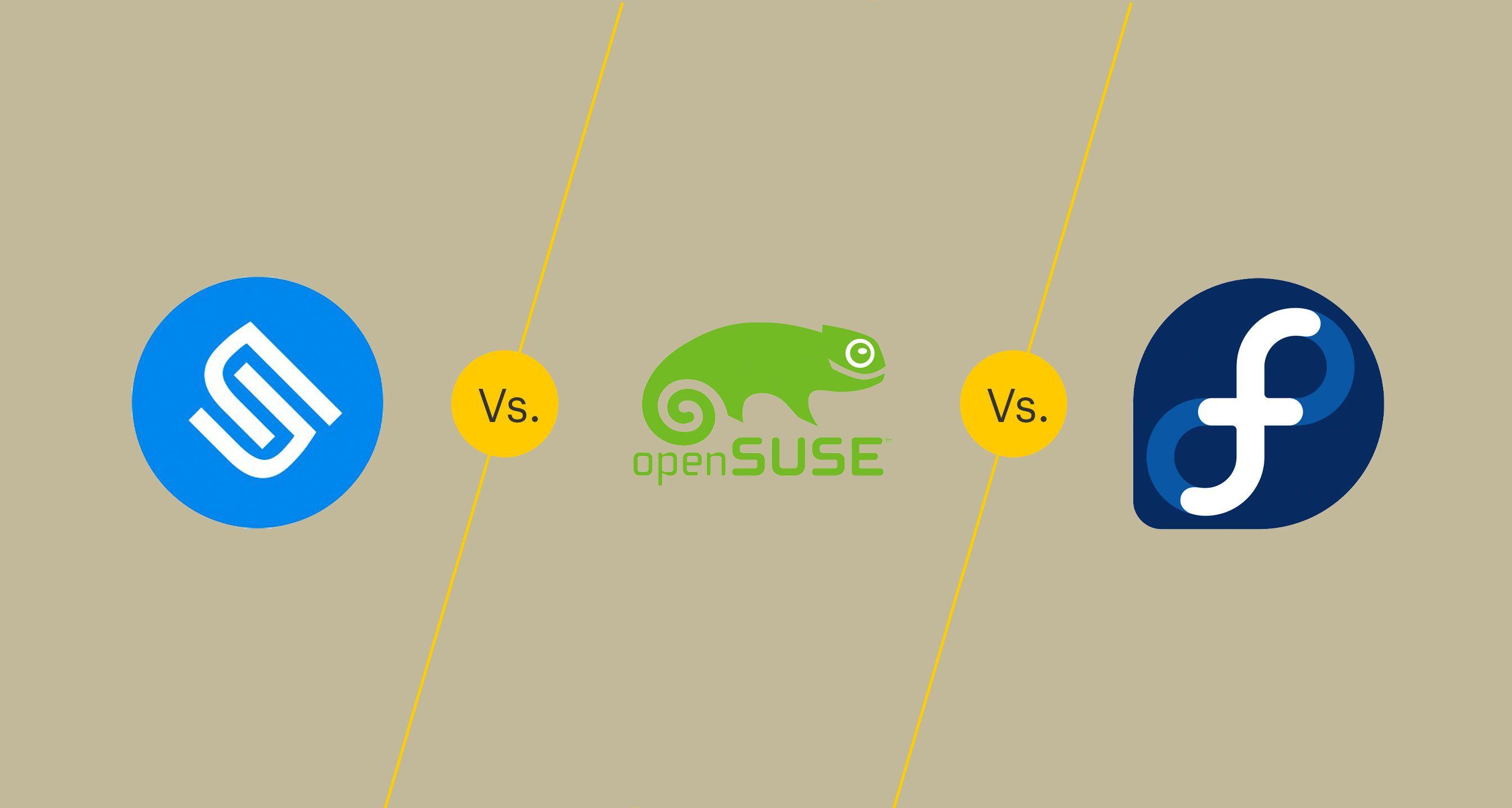 Ubuntu GNOME vs OpenSUSE vs Fedora