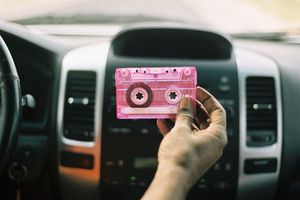 car cassette player and alternatives