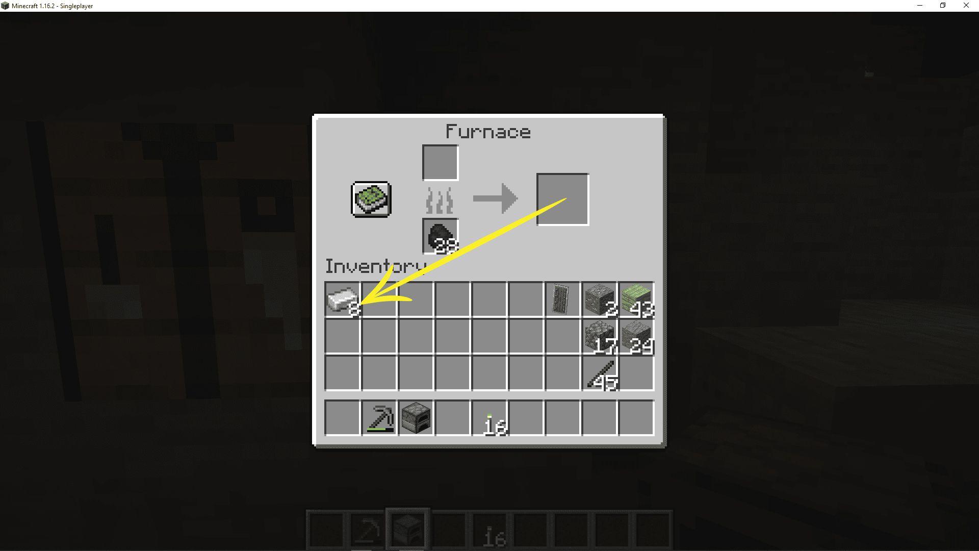 Como fazer um escudo no Minecraft