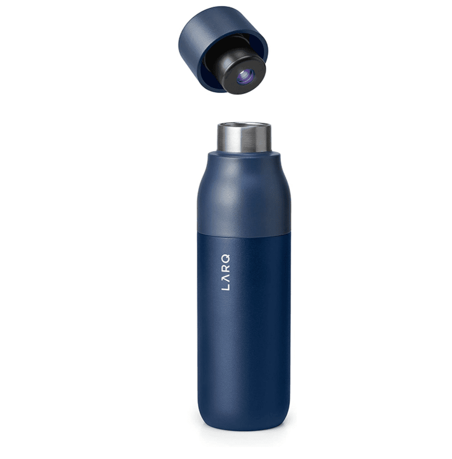 LARQ Self-Cleaning and Insulated Stainless Steel Water Bottle