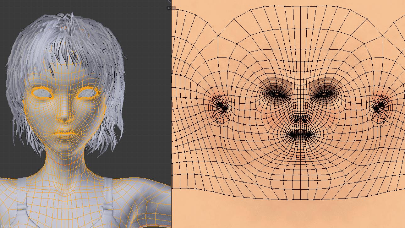 3D Modeling software Blender