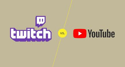 Twitch vs YouTube streaming