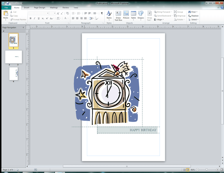 How To Open  PUB Files Without Microsoft Publisher