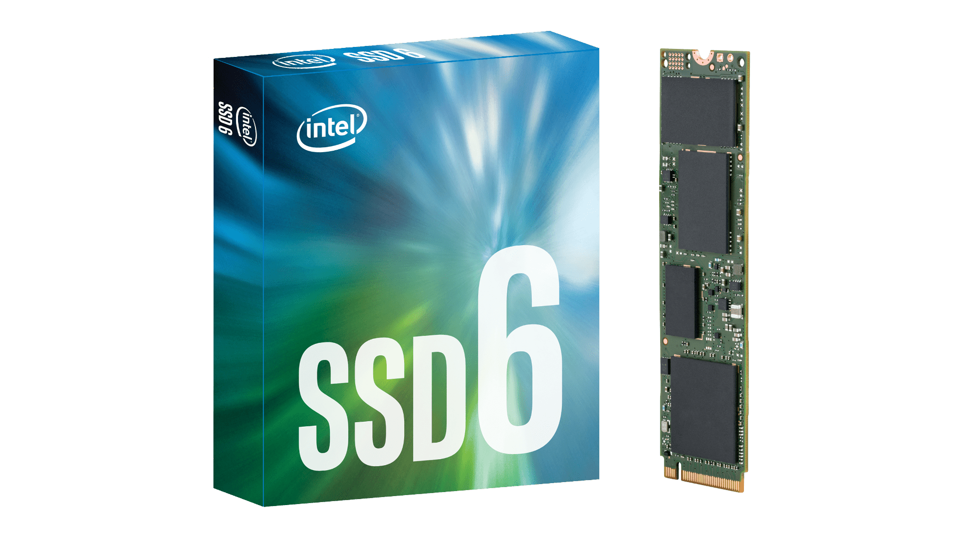 Intel SSD 600p M.2 Solid State Drive