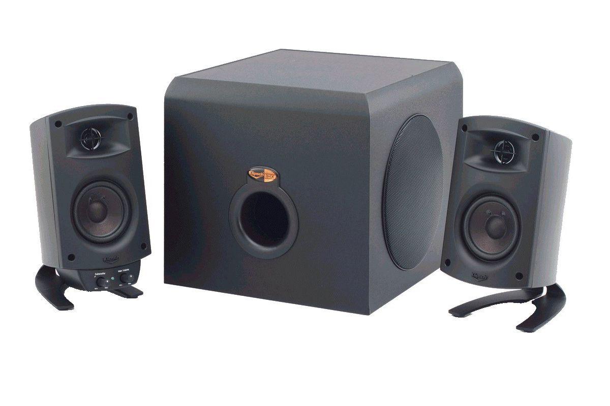 Klipsch ProMedia 2.1 Channel THX Certified Powered Speaker System