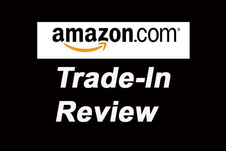Amazon.com trade-in review