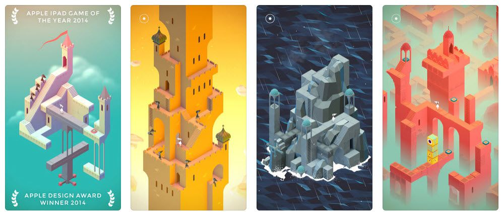 10 of the Best Puzzle Games for the iPhone and iPad