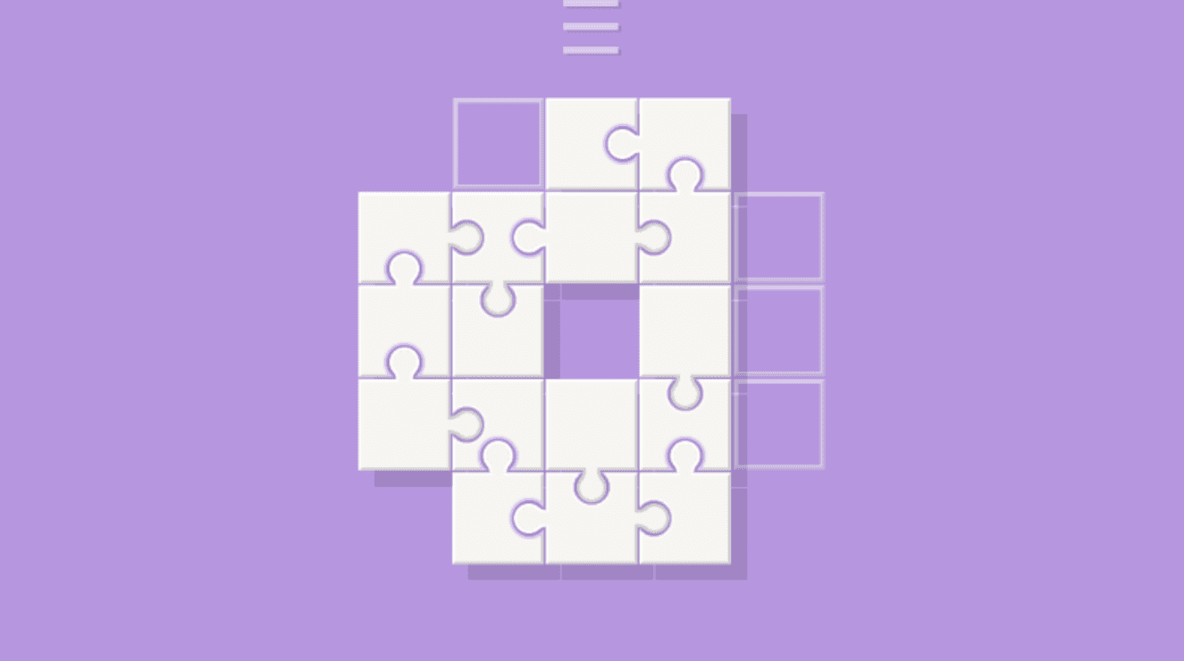 Unpuzzle 2 is a jigsaw game with a twist