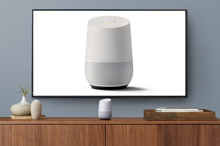 Connect Google Home to your TV