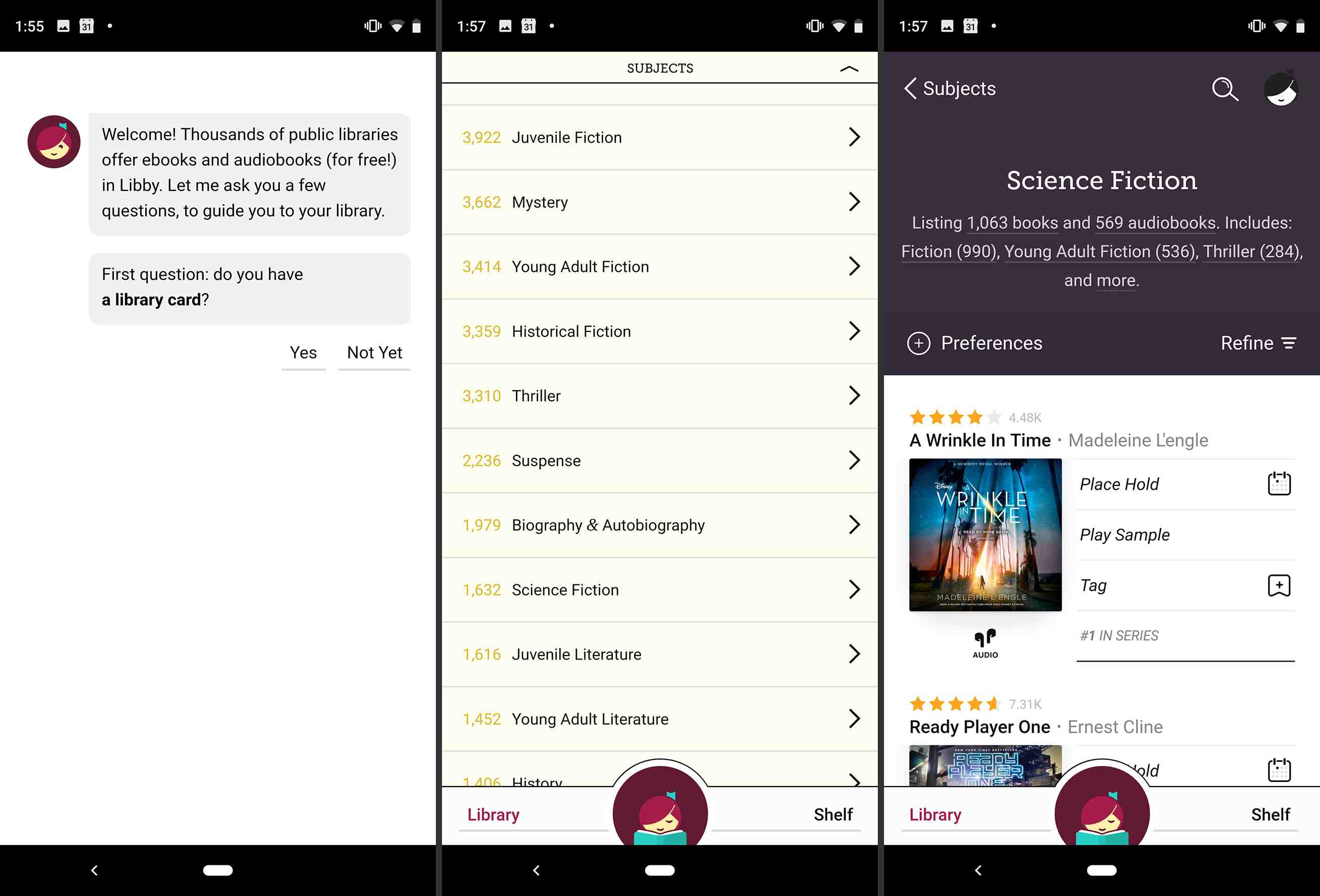 How to Listen to Audiobooks on Android