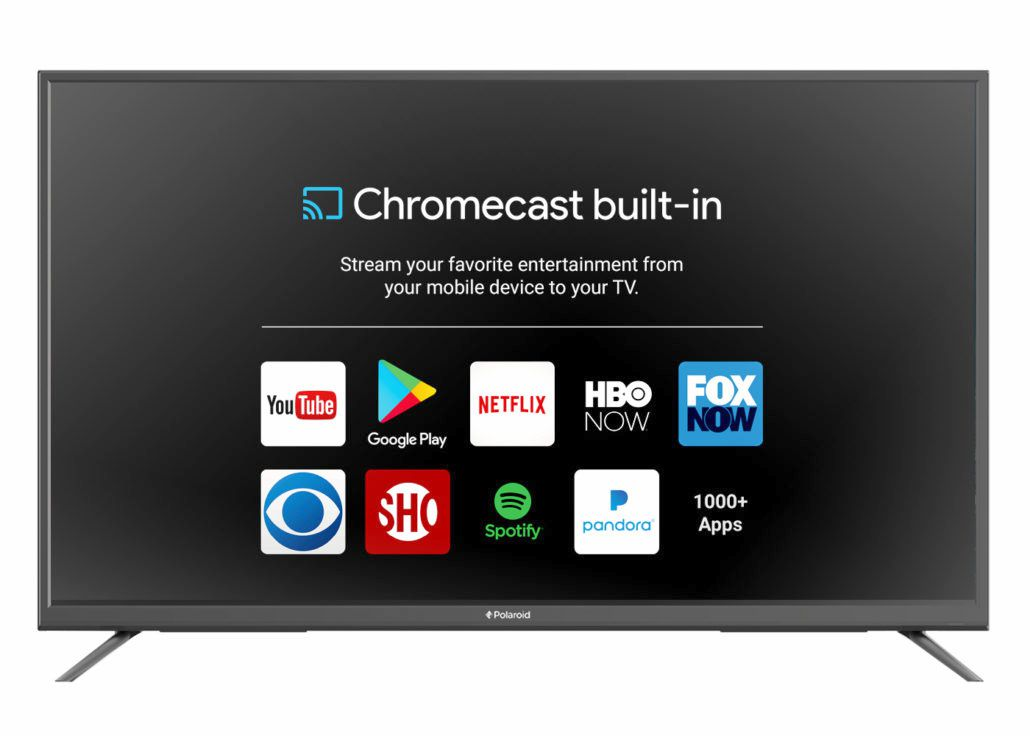can i connect google home to my smart tv