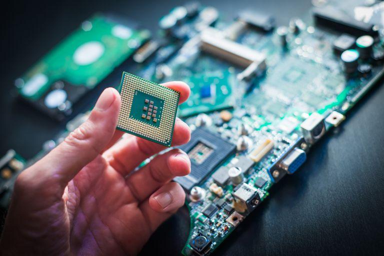 CPU picture