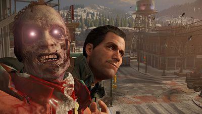 Screenshot from Dead Rising 4