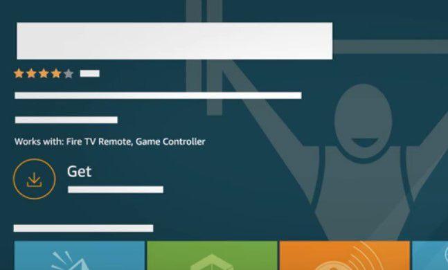 Download app - Amazon Fire TV stick