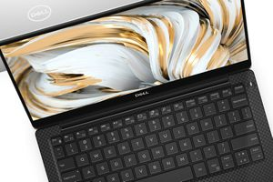 Dell XPS 13 Laptop keyboard