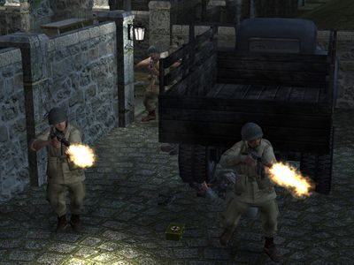 Call of Duty 2 Cheats and Codes for PCs