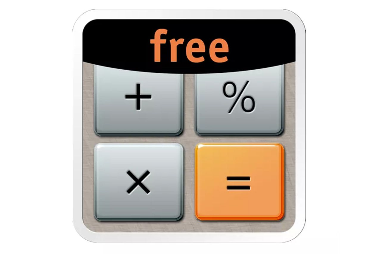 Calculator Plus app icon