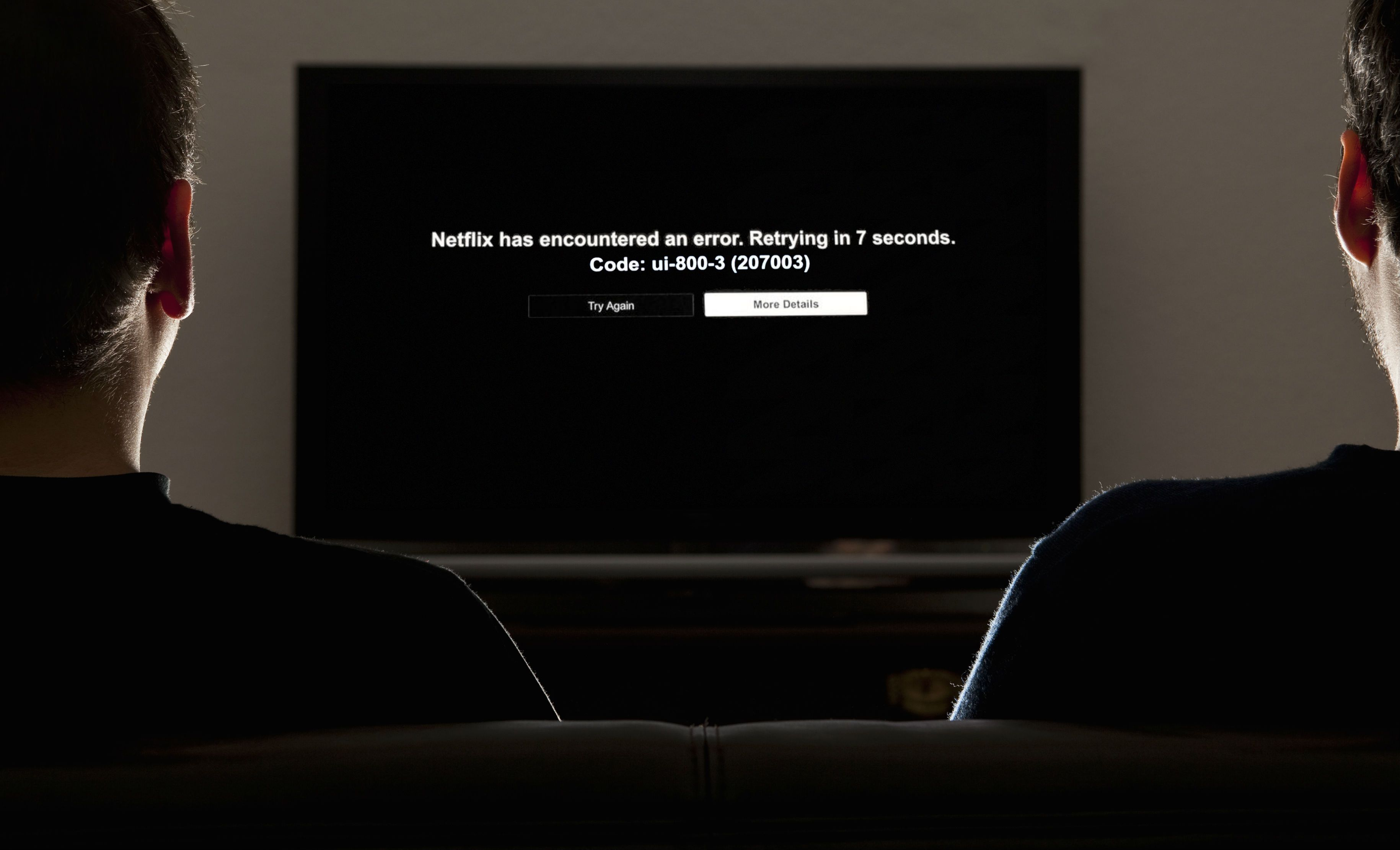 How to Fix Netflix Error Code UI-800-3