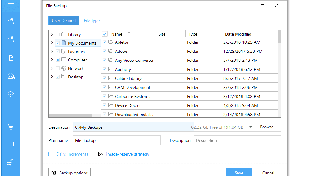 32 Free Backup Software Tools (Updated August 2019)