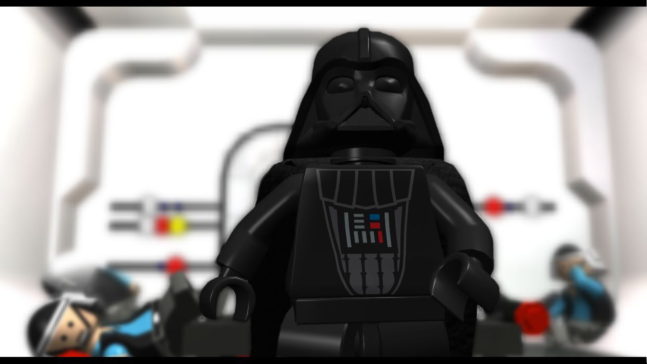 star wars video games with darth vader