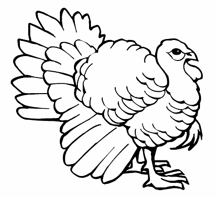 9 Sites for Thanksgiving Coloring Pages