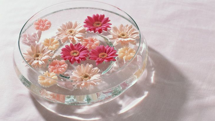 22 beautiful flower wallpapers glass bowl by cool wallpapers pink flowers mightylinksfo