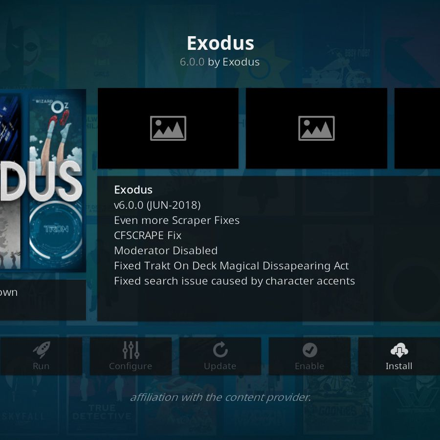 What Is Exodus?
